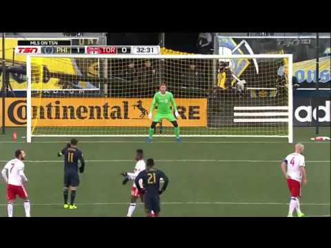 Video: Match Highlights: Toronto FC at Philadelphia Union - March 11, 2017