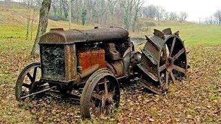 Video Old Tractors - First Start In Many Years | Diesel Engine Cold Start After Years MP3, 3GP, MP4, WEBM, AVI, FLV Juli 2019