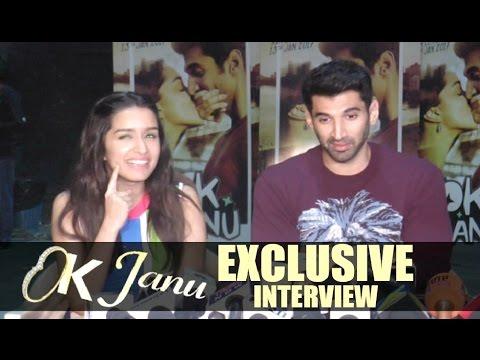 OK Jaanu - Shraddha Kapoor And Aditya Roy Kapoor Interview - UNCUT