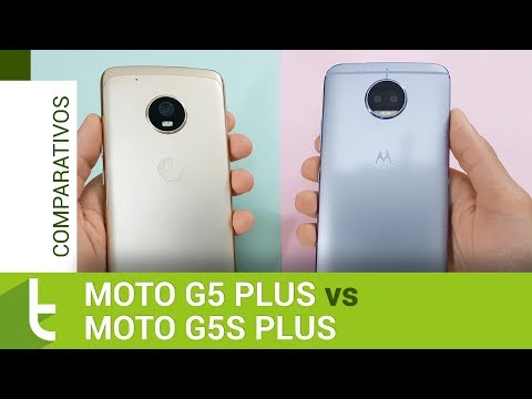 Motorola Moto G5 Plus vs Moto G5S Plus  Comparativo do TudoCelular