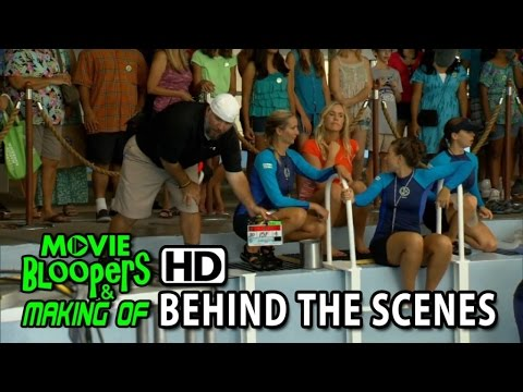 Dolphin Tale 2 (2014) Making of & Behind the Scenes (Part1/2)