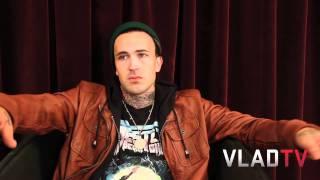 Yelawolf On What It's Like To Work w/ Eminem