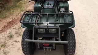 6. 2001 Yamaha Bear Tracker 250 ATV