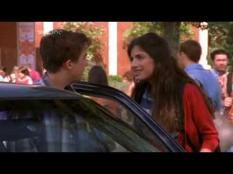 Malcolm in the Middle - Malcolm and Cynthia scene (S4Ep02)