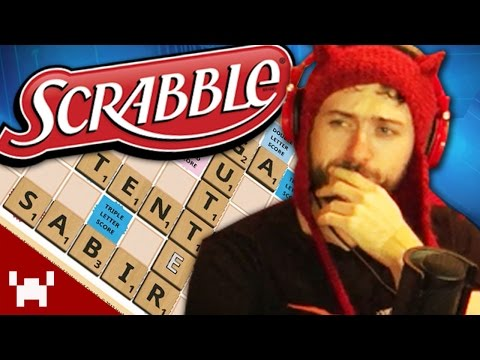 WHICH WORDS ARE FAKE? (Scrabble Online w/ Ze, Chilled, & Tom)