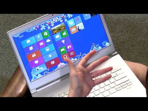 Acer Aspire S7-392-9890 13.3-Inch Touchscreen Ultrabook (Crystal White) Unboxing