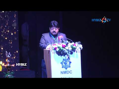 , Baijendra Kumar-NMDC 60 Years Celebrations
