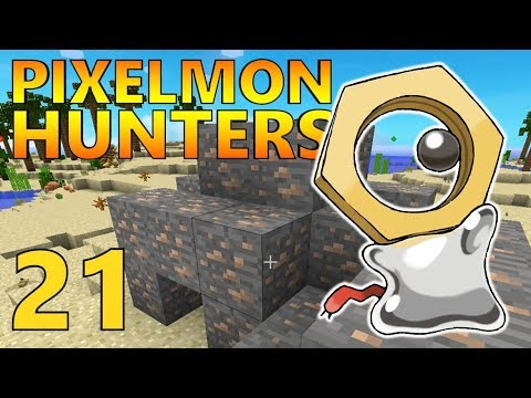 [21] Meltan! Get In The Ball! (Pixelmon Reforged Gameplay S2)
