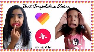 Video Best LIKE MUSICALLY Compilation Videos 2017 ♥ MP3, 3GP, MP4, WEBM, AVI, FLV Oktober 2018