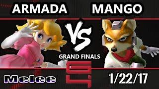Video Genesis 4 SSBM - [A] Armada (Peach) Vs. C9 Mango (Fox) Smash Melee Grand Finals MP3, 3GP, MP4, WEBM, AVI, FLV September 2017
