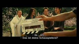 Nonton The Forbidden Kingdom   The Best Outtakes  German Sub  Film Subtitle Indonesia Streaming Movie Download