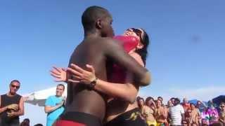 Video CRIOLA BEACH FESTIVAL 2014: HOT HOT... Miss Criola Contest ,3rd test... with balloons!! MP3, 3GP, MP4, WEBM, AVI, FLV April 2019