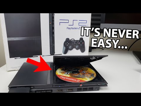 I Bought a LIKE NEW PS2 Slim from EBAY in 2021! But there are issues....
