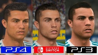 Video Fifa 18 | Switch VS PS4 VS PS3 | GRAPHICS COMPARISON | Comparativa MP3, 3GP, MP4, WEBM, AVI, FLV November 2017