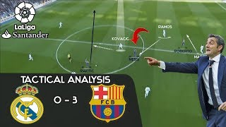 Video How Valverde is reviving Barcelona: Real Madrid 0-3 Barcelona - Tactical Analysis [El Clasico] MP3, 3GP, MP4, WEBM, AVI, FLV Januari 2018
