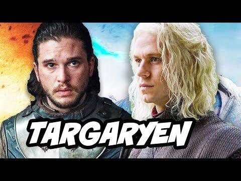 Game Of Thrones Season 7 Jon Snow Aegon Targaryen Explained