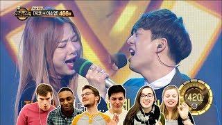 Video Classical Vocalists React: Solji(EXID) & Doo Jinsu 'West Sky' @Duet Song Festival MP3, 3GP, MP4, WEBM, AVI, FLV Juli 2018