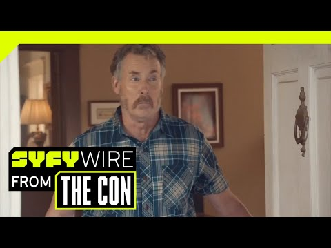 Stan Against Evil Season 3 Will Feature Murder And Singing | SDCC 2018 | SYFY WIRE