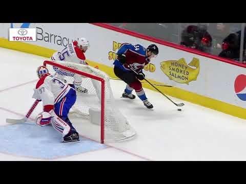 Video: Montreal Canadiens vs Colorado Avalanche | NHL | Feb-14-2018 | 22:30 EST