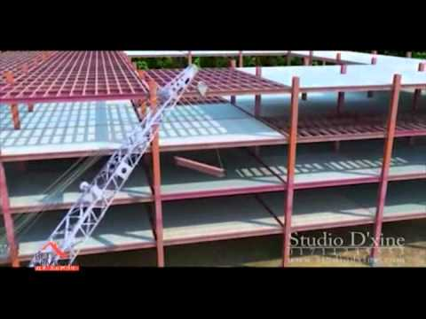 Revolutionary Construction Technology by Addis Prefab