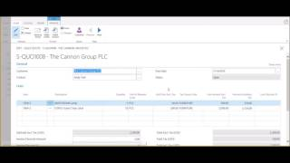 How to Convert Sales Quotes into Orders and Invoices in Dynamics 365 for Financials - Project Madeir