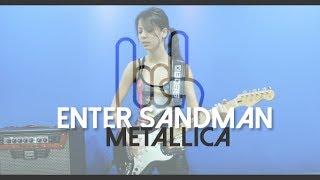 Video Enter Sandman - Metallica (Cover) MP3, 3GP, MP4, WEBM, AVI, FLV Juli 2018