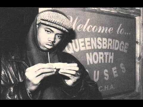Search result youtube video queensbridege for Nas mural queens