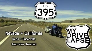 Susanville (CA) United States  city pictures gallery : Drive US 395: Reno to Susanville, California