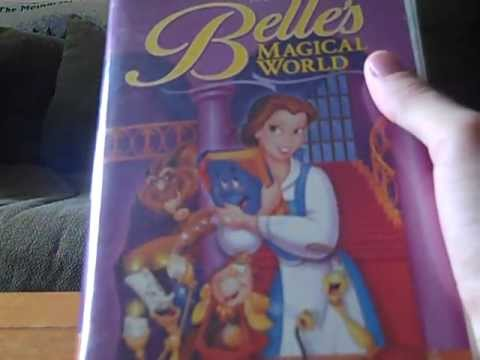 3 Different Versions of Beauty and the Beast: Belle's Magical World.