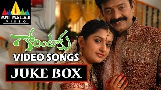 Back to Back Full Video Songs - Gorintaku (Rajasekhar, Aarti Agarwal)
