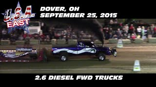 Dover (OH) United States  city photos : 9/25/15 USA-East Dover, OH 2.6 Diesel FWD Trucks
