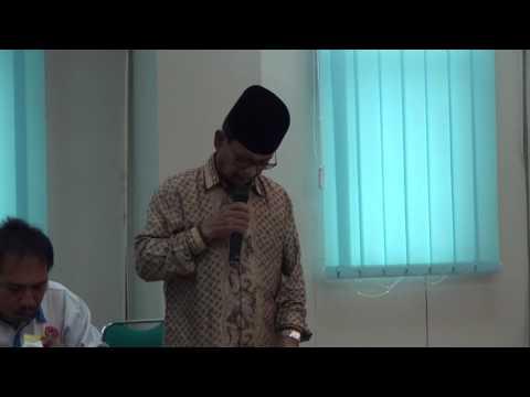 Rombongan Pengetua KADI Negeri Keudah Malaysia bersilaturrahim dengan KakanwilKemenag Provinsi Aceh