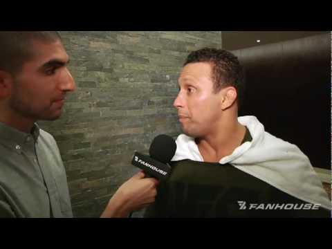 Renzo Gracie Talks UFC 112 Abu Dhabi Matt Hughes Future