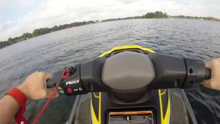 7. 2016 Yamaha VXR Full Speed Run (spoiler alert - 65 mph)