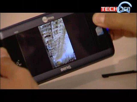 BenQ presenta MID (Mobile Internet Device)