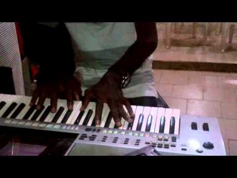 ommema by frank edward - instrumental music video remake