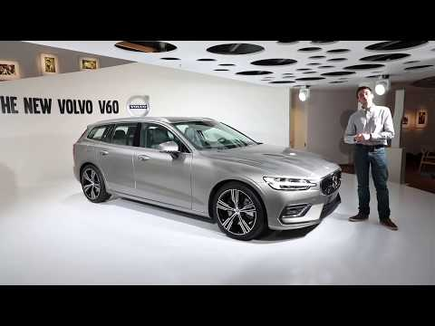 Aperçu d'une vidéo de l'article Volvo V60 2018 : nos premières impressions en vidéo