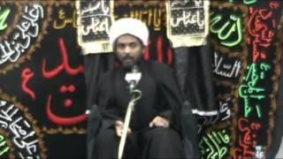 07 Maulana Ali Abbas Khan (URDU) :: 7th Muharram 1436 :: 31st Oct 2014 :: Bandra Khoja Masjid Mumbai