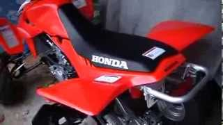 8. How To Remove The Seat On A Honda TRX 450R