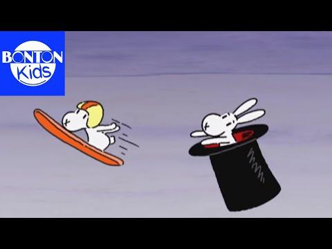 Bob a Bobek králíci z klobouku - Odvážní skokani