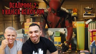 Nonton Deadpool  Meet Cable Trailer Reaction Film Subtitle Indonesia Streaming Movie Download