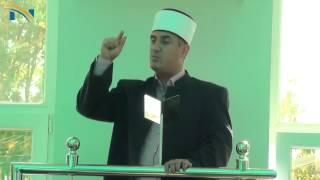 Sjellja e Pejgamberit salallahu alejhi ve selem - Hoxhë Fatmir Zaimi   Hutbe