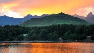 Underberg South Africa  city photos : Lake Naverone Southern Drakensberg at Underberg, South Africa