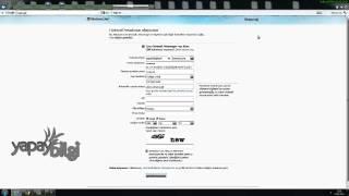 MSN'e ve Hotmail'e nasıl kayıt olabileceğinizi sizler için adım adım videoladık. Daha detaylı bilgi için: http://www.yapaybilgi.com/msn-nasil-kayit-olunur.html.