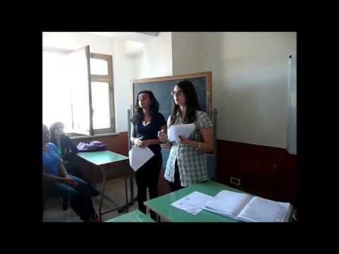 Giovani Protagonisti_ Classe IV ITER Istituto Marco Polo Palermo