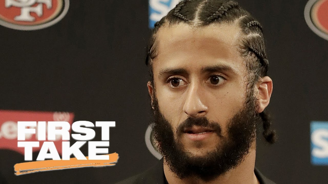 Is Colin Kaepernick Being Blackballed By NFL Teams? | First Take | May 11, 2017