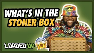 Best Monthly Subscription Box For Smokers | Hippie Butler by Loaded Up