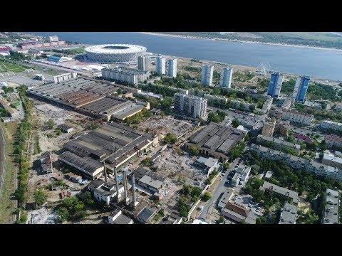 Волгоградский метизный завод исчезает с лица земли
