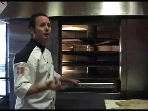 ROTO-FLEX OVEN DEMONSTRATION