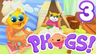 PHOGS! - POPCORN PUPPIES!!! : Stampy & Sqaishey ~ 3